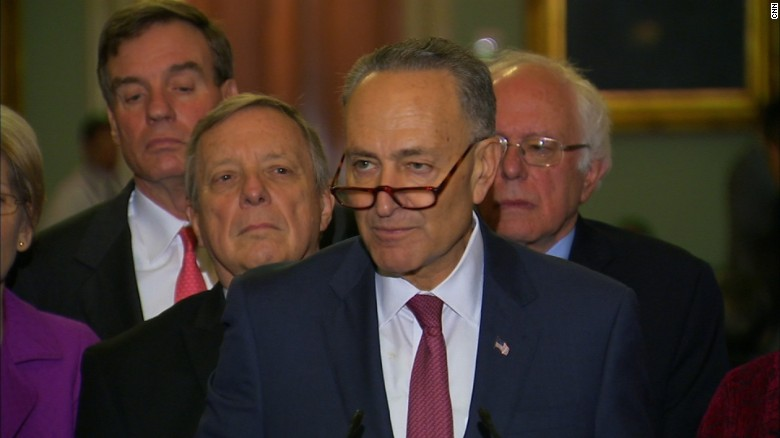 Schumer elected Senate Minority Leader