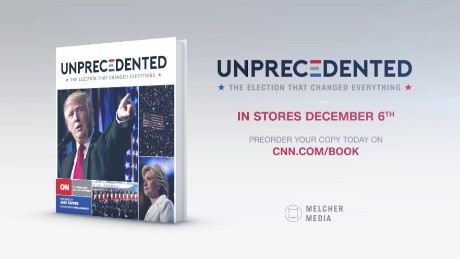 Unprecedented Election 2016 Book, In Stores Dec 6th