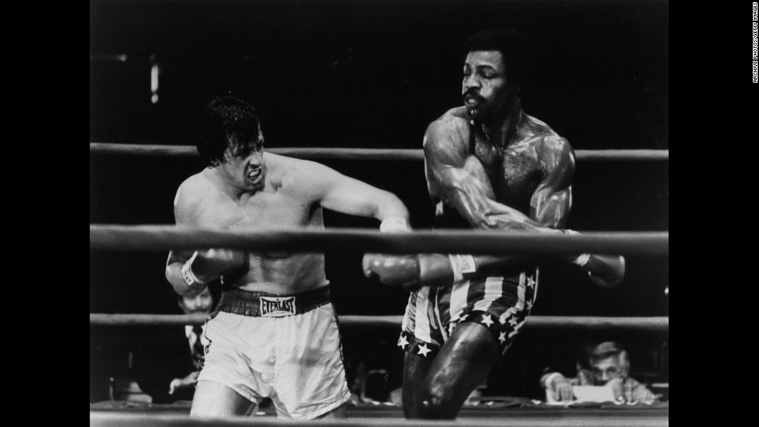 "Stallone <a href=""http://www.nytimes.com/packages/html/movies/bestpictures/rocky-ar.html"" target=""_blank"">told The New York Times</a> that the climactic fight was choreographed by him and director John G. Avildsen. ''There were 14 pages of left, right, right, left, left hook,'' he said. ''What looked like haphazard throwing of punches was an exact ballet.''"