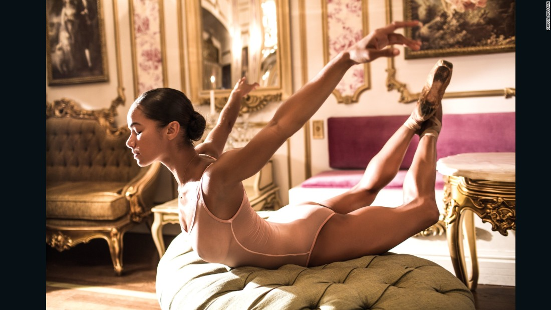 Photographer Gregg Delman met Misty Copeland in 2011 -- a meeting that sparked a lengthy creative collaboration between the pair. The resulting photos, meant to capture Copeland's beauty and strength, have been published in a new book by Rizzoli.