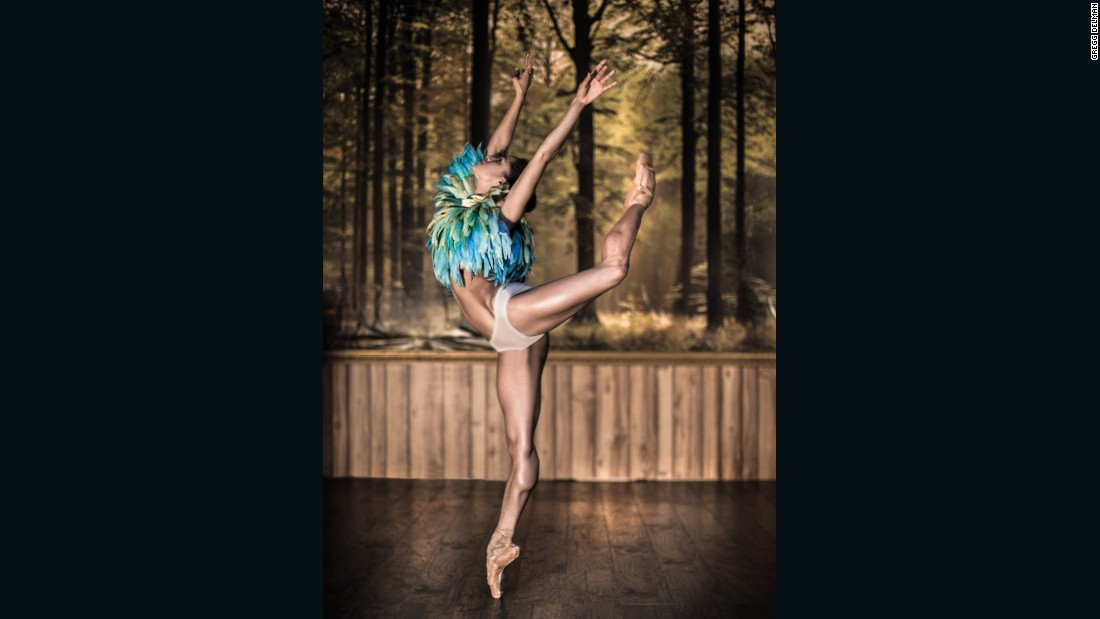 Copeland started training at 13, late for a professional dancer, but was fielding professional offers only two years later. She joined the American Ballet Theatre in 2001.