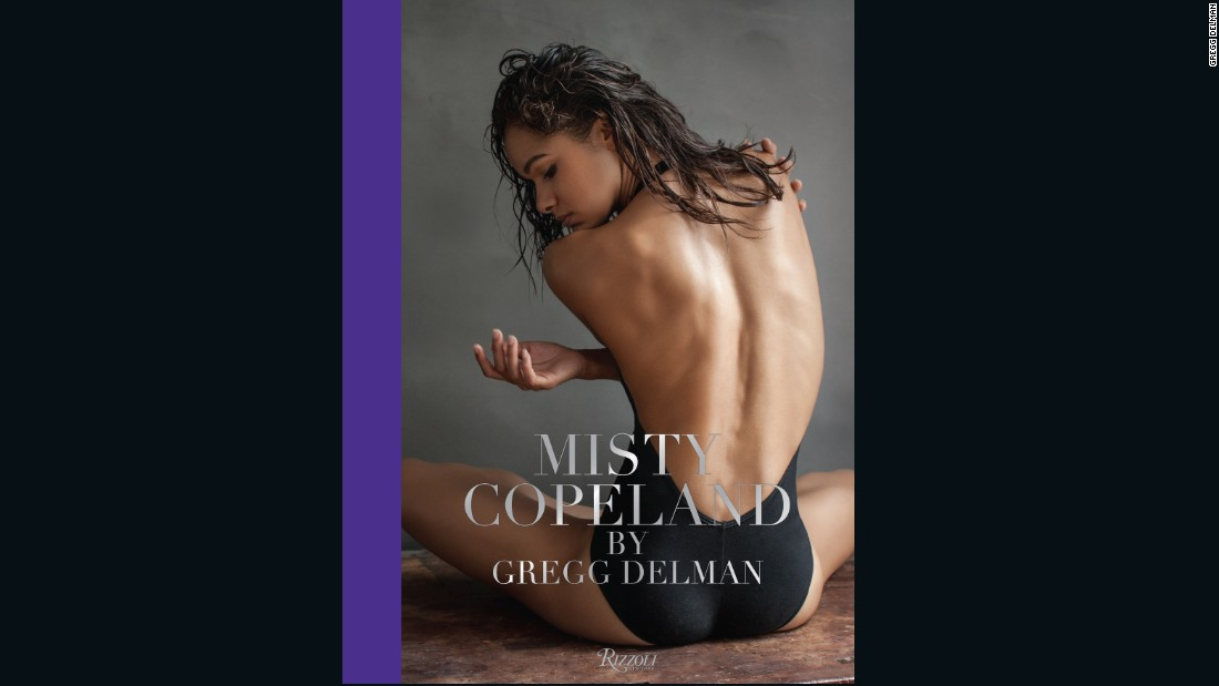 "<a href=""https://www.amazon.com/Misty-Copeland-Gregg-Delman/dp/0847849716"" target=""_blank"">""Misty Copeland""</a> by Gregg Delman, published by Rizzoli, is out now."