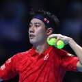 Nishikori two atp finals