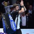 Wawrinka applauds ato finals