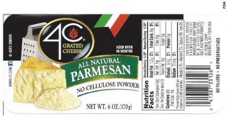 4C Foods Corp issued a recall of several products sold nationwide due to possible salmonella contamination.
