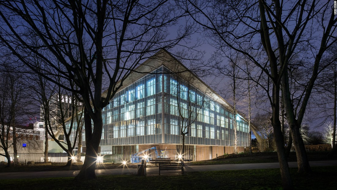 The Design Museum will reopen in it's new home in London's Kensington on November 24, 2016.