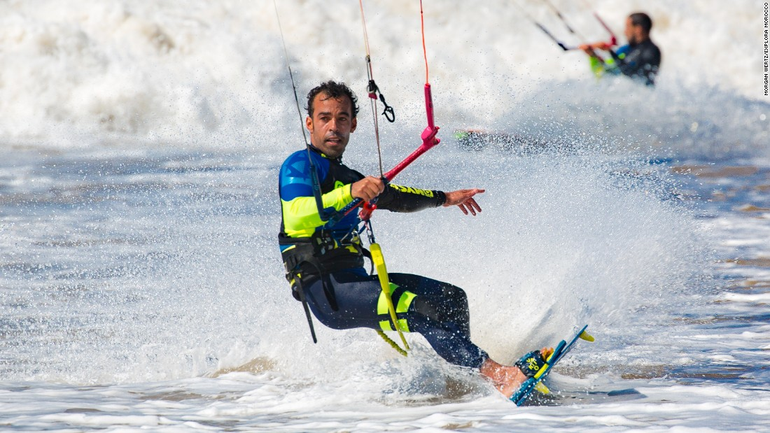 Package holidays in Essaouira are becoming popular, with many operators offering surf and yoga retreats, where equipment hire, classes and accommodation are all included.