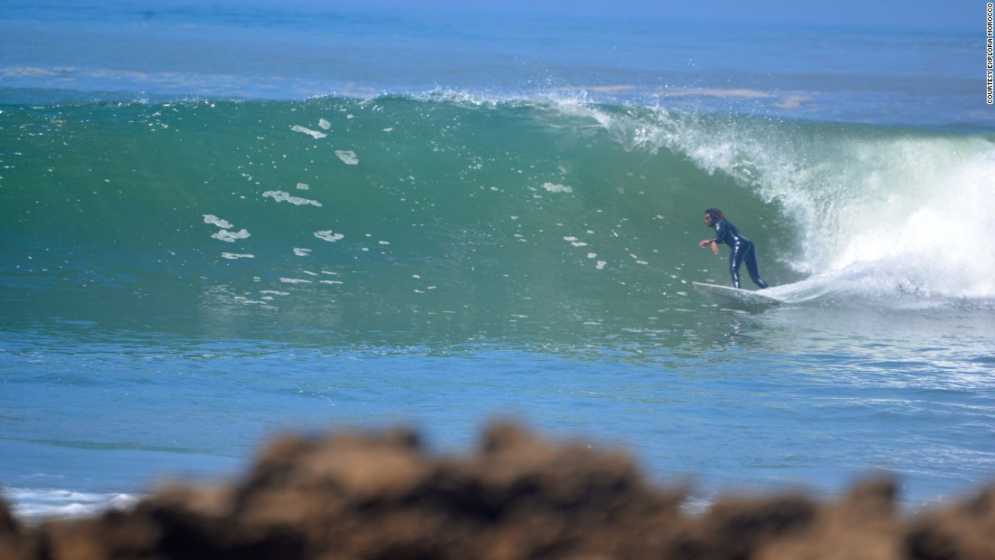 Sara Jolly, co-owner of excursion operator and surf school Explora Morocco, says she has noticed a 20% spike in British business since the new flight connection began.
