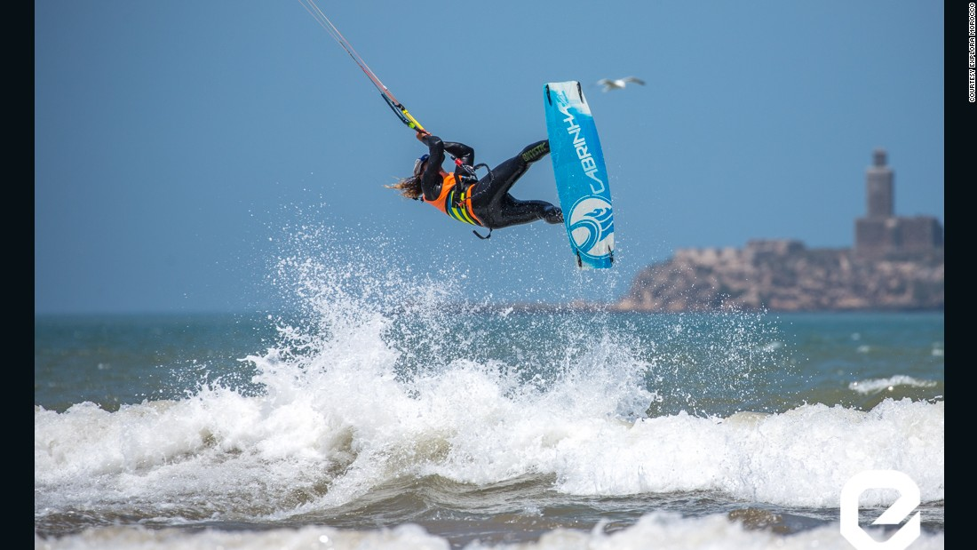The coastal city, 110 miles from Marrakech, is a mecca for watersports enthusiasts. Surfing is a staple activity, while the blustery conditions make Essouira well suited for windsurfing and kitesurfing.
