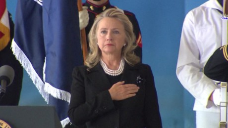 Joe Johns: Seeing Hillary Clinton's isolation
