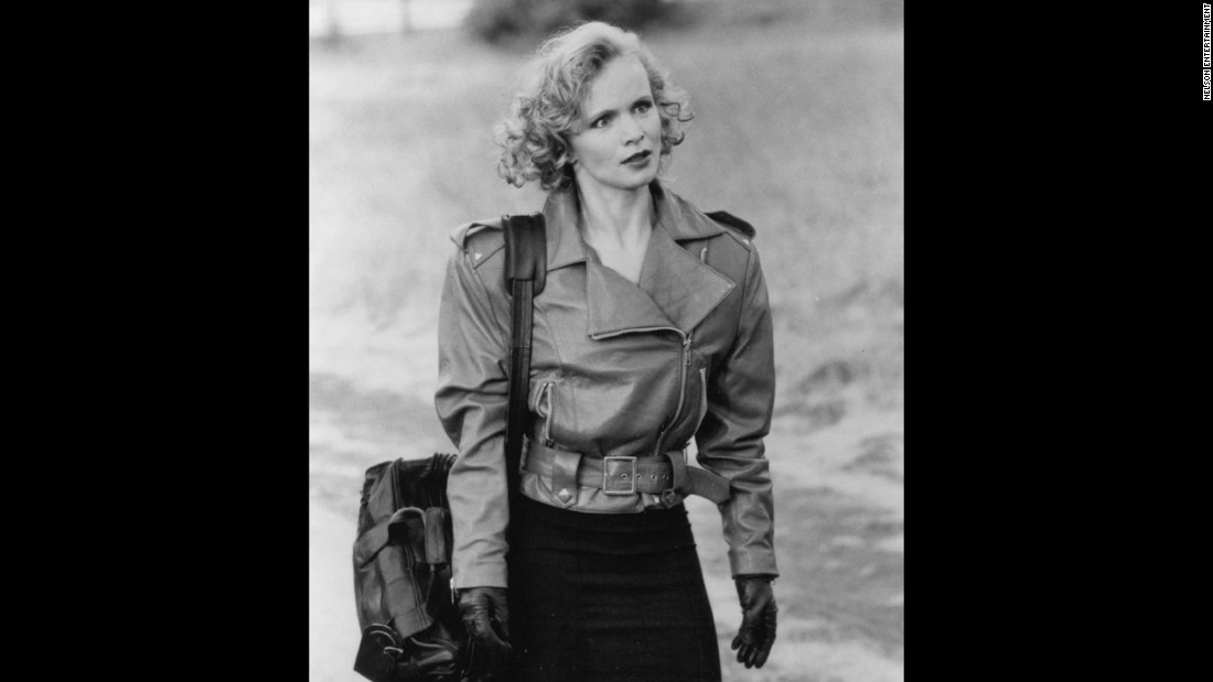 """In the film """"Eve of Destruction,"""" EVE III is a military robot designed to resemble her creator, Dr. Eve Simmons (both played by Renée Soutendijk). She's literally a walking bomb, and things don't go well for the men who try to hit on her."""