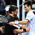 Tipsarevic Djokovic 2011 atp finals