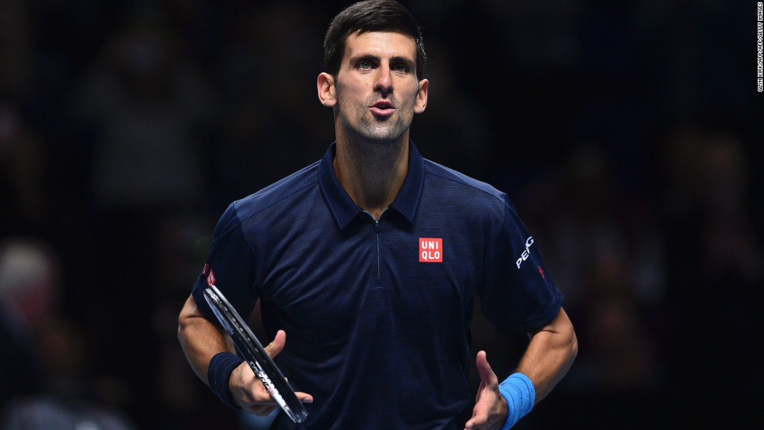 But if Djokovic was aggrieved by the decision, it only spurred him on. He wrapped up victory in the second set by six games to two, sending his opponent home after just 69 minutes on court. The world No. 2 marches on, and a Saturday semifinal awaits.