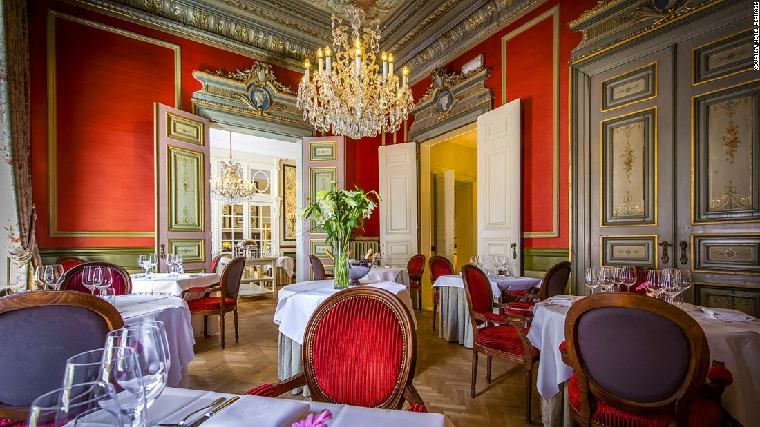 <strong>World's Best Classic Hotel 2016, Hotel Heritage, Bruges -- </strong>Hotel Heritage is an elegant four-star hotel in a 19th-century building in central Bruges, a short walk from Market Square.