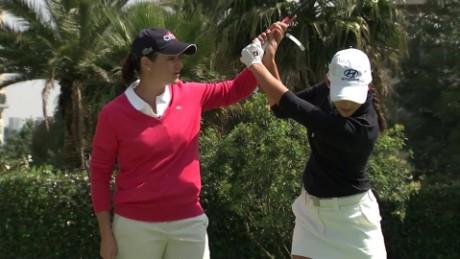 cnnee vive el golf como lograr el tiro perfecto_00002809.jpg
