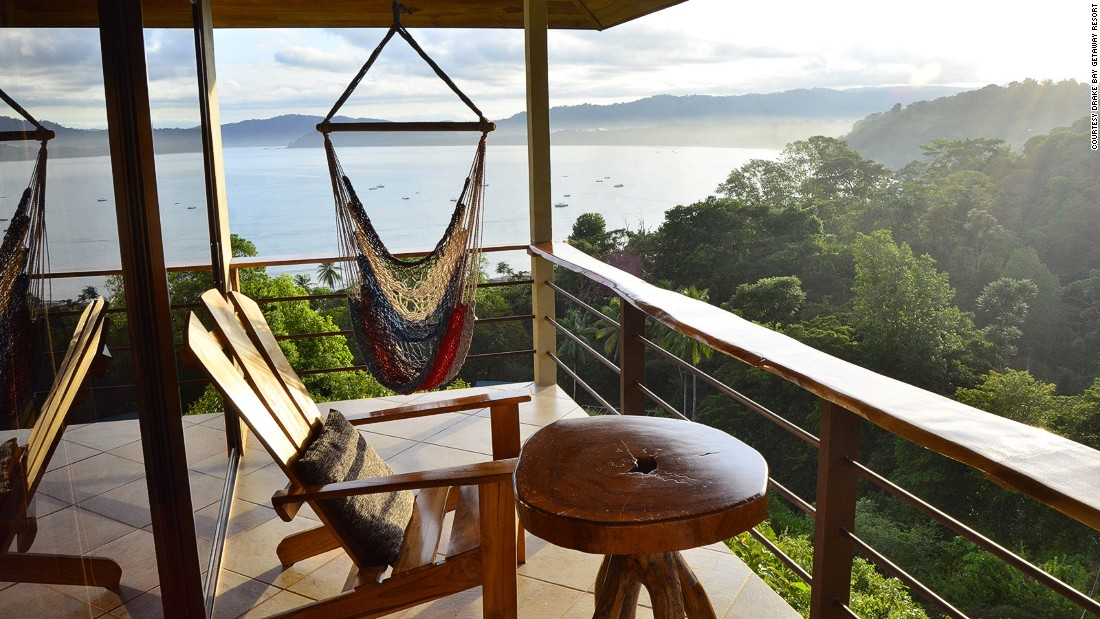 <strong>The Americas' Best Romantic Retreat 2016: Drake Bay Getaway Resort, Costa Rica -- </strong>Drake Bay Getaway Resort is a beach boutique resort on the Pacific coast of Costa Rica's Osa Peninsula.