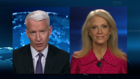 Kellyanne Conway on Sessions (full interview)