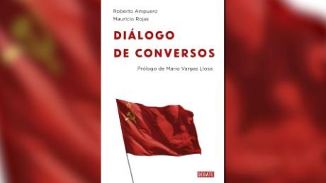 Dialogo de conversos book cover written by Roberto Ampuero and mauricio rojas
