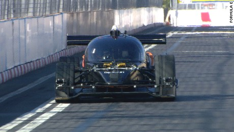 Related: Driverless 'Roborace' car makes street track debut in Marrakech