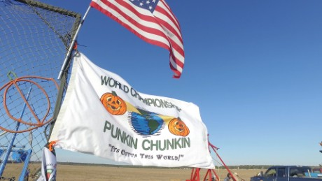 The World Championship Punkin Chunkin is a patriotic celebration of ingenuity and kitsch.