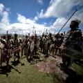 zulu tribe mandela funeral qunu