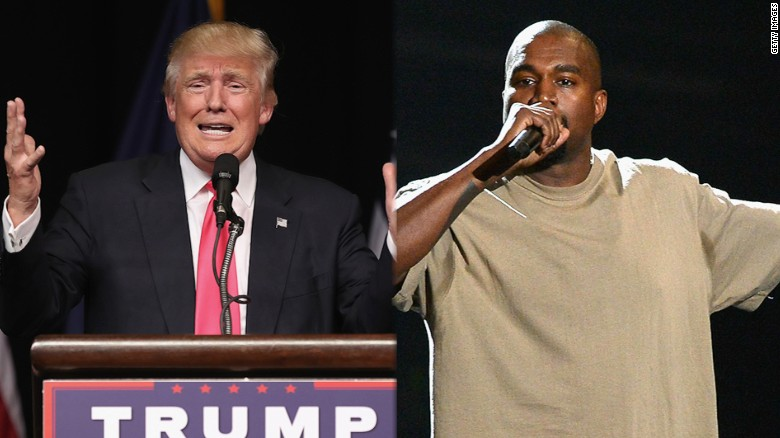 Kanye West: I would've voted Trump