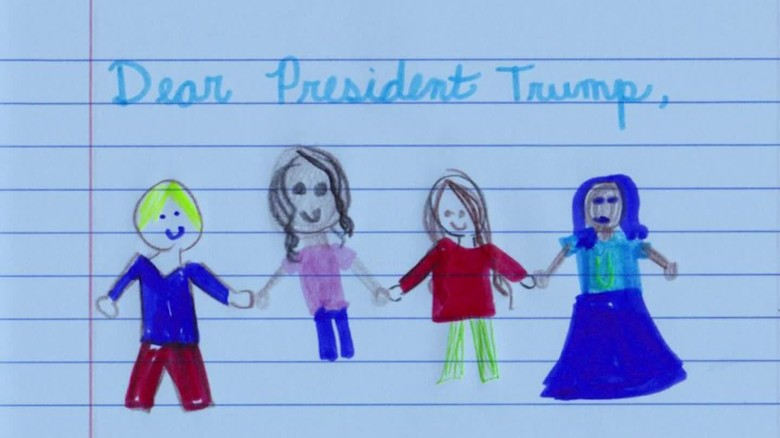 kids letters donald trump be kind trnd_00000000