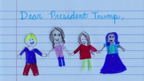 kids letters donald trump be kind trnd_00000000