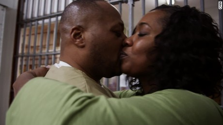 Can their love survive his prison sentence?