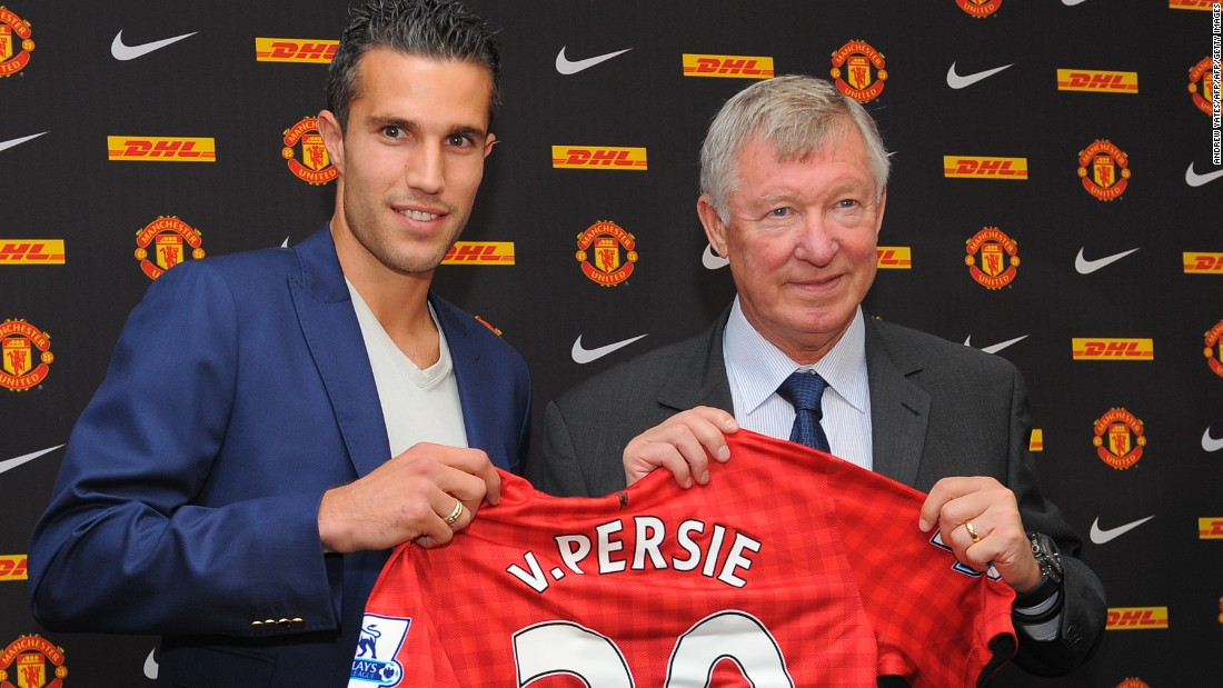 Robin van Persie disappointed Arsenal fans when the club's captain made a controversial $37 million move to United in 2012. The Dutch striker then won his first Premier League title, while the London side finished a distant fourth.
