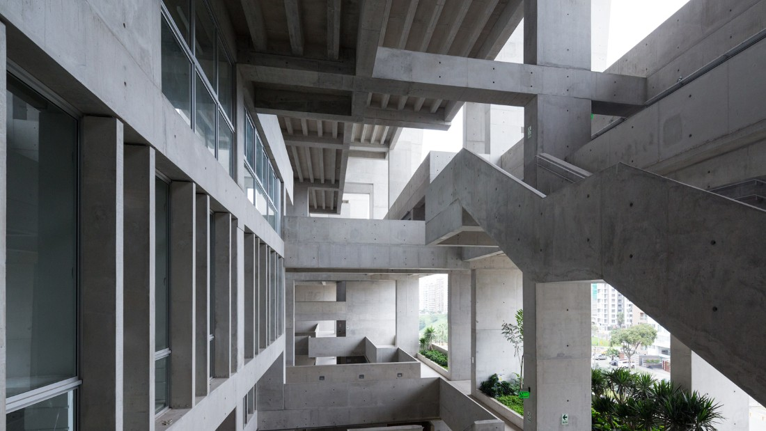 "The Universidad de Ingeniería y Tecnología (UTEC) in Lima, Peru, won the Royal Institute of British Architects' (RIBA) inaugural International Prize. This prestigious international architecture award is given  to the ""<a href=""http://edition.cnn.com/2016/11/23/architecture/riba-international-prize-winner-utec/index.html"" target=""_blank"">most significant and inspirational building of the year</a>,"" according to RIBA."