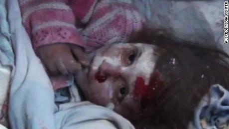 Aleppo hospitals bombed in heavy airstrikes ripley_00000000