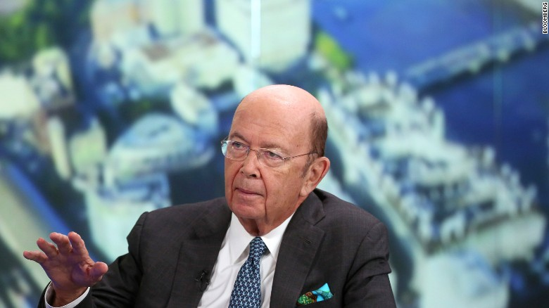 Video shows controversial Wilbur Ross remarks