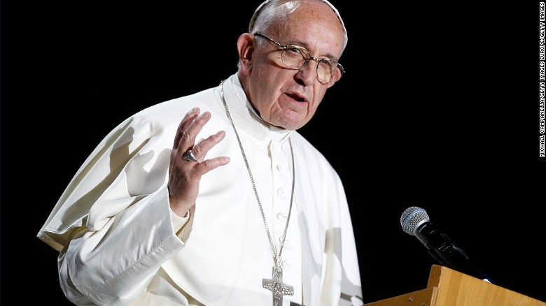 Pope Francis extends Catholic priests' right to forgive abortion
