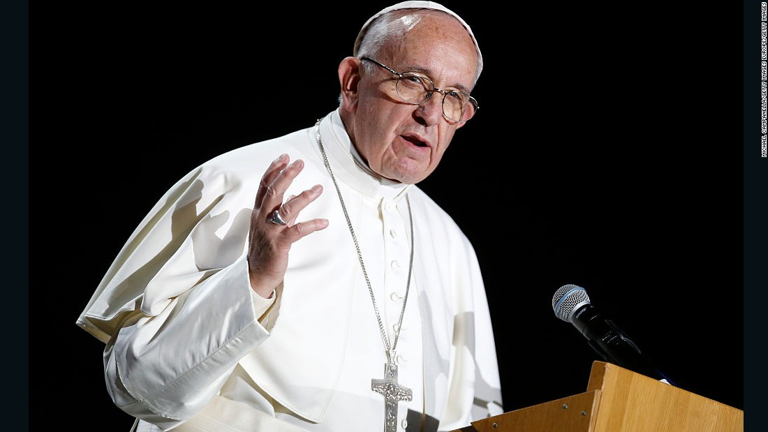 catholic ethics in the modern world according to pope francis Pope st john paul ii and the theology of the family and the role of the christian family in the modern world (similar to the way in which pope francis.