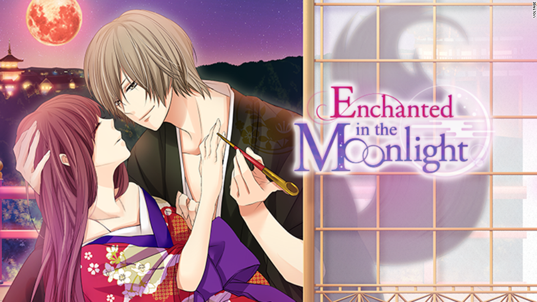 "Supernatural powers and human lust are the key concepts in ""Enchanted in the Moonlight""."