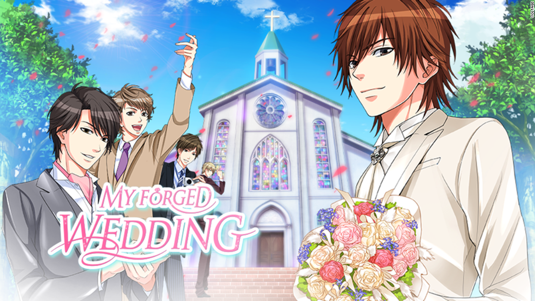 This is one of Voltage's earlier games -- and one of the most popular. The main character moves to Tokyo and enters into a fake marriage as a favor to a friend. But things get complicated when she ends up falling in love with her faux beau.