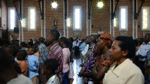 Rwanda's Catholic Church says sorry for its role in 1994 genocide