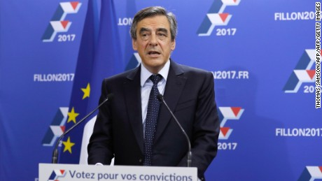 Francois Fillon won the Republican Party's nomination after a strong debate performance.