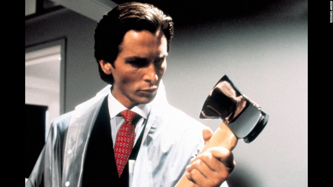 "If you are a Hulu subscriber, it's your last chance to watch <strong>""American Psycho""</strong> starring <br />Christian Bale before it leaves the streaming service at the end of November. Good one for when your family is driving you..."
