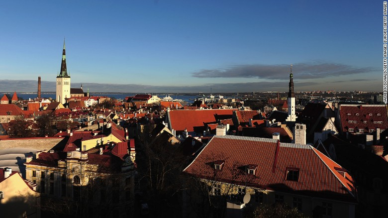 Terrific Tallin, Estonia