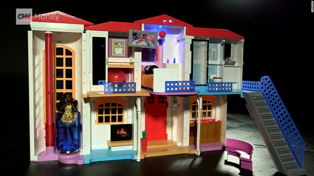 28 Barbie Hello Dream House Complete Barbie Hello