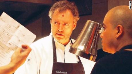 Sven Elverfeld's Aqua at the Ritz-Carlton in Wolfsburg has held three Michelin stars since 2009.