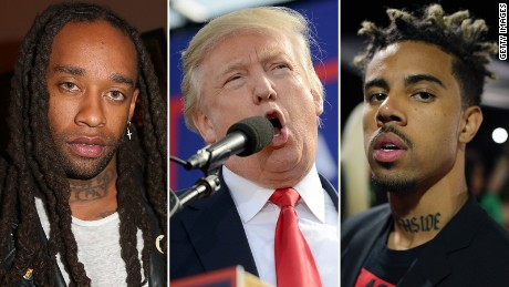 Hip-hop braces for a Donald Trump presidency