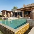 Abu Dhabi best spots QASR al sarab Villa_Exterior_angle