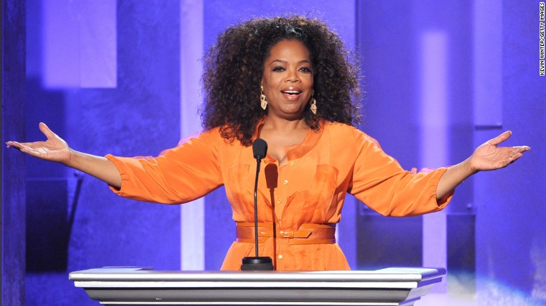 Would You Vote for Oprah Winfrey for President?
