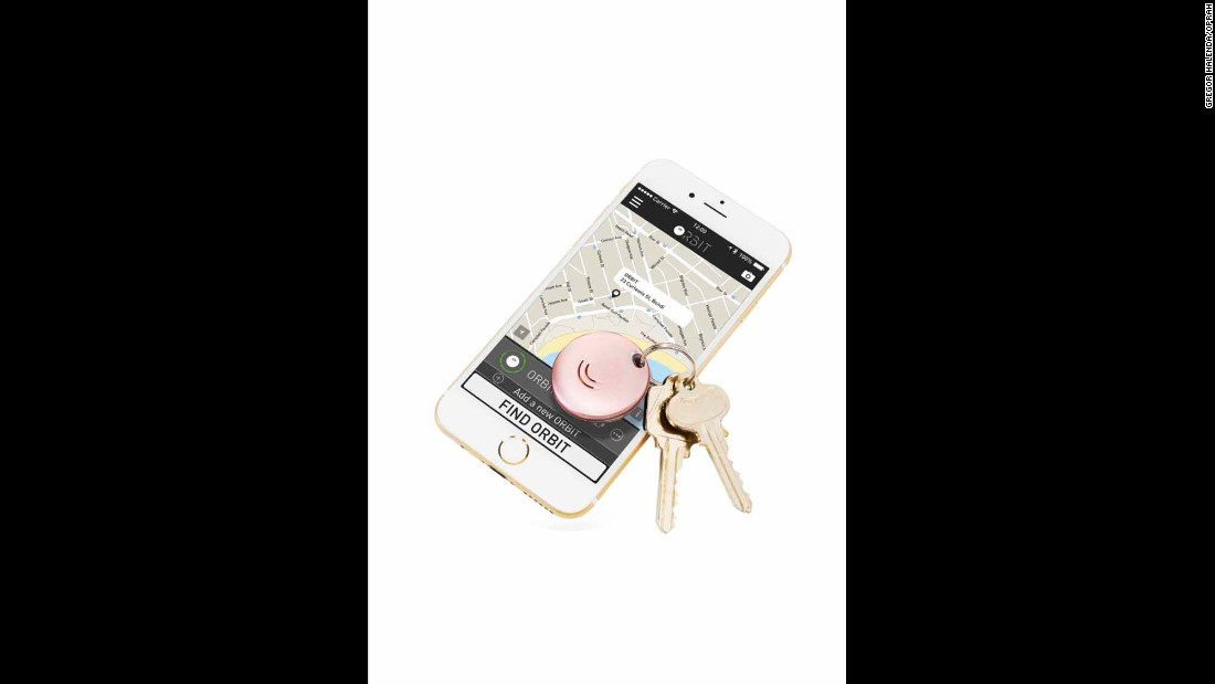 "Always looking for your keys or can't find your phone? The Orbit Key Finder is on Oprah's Favorite Things list this year and it will hopefully make life a lot simpler.<a href=""http://www.oprah.com/gift/Oprahs-Favorite-Things-2016-Full-List-HButler-Orbit-Key-Finder?editors_pick_id=65969"" target=""_blank""><br />Originally $30, now 20 percent off with code OPRAH</a>"