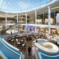 Abu Dhabi best spots Yas Mall  Luxury Court