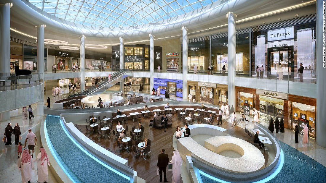 "Emkwan suggests <a href=""https://www.madinatzayed-mall.com/"" target=""_blank"">Madinat Zayed Shopping Centre</a> for a souk-type shopping experience. But when it comes to the latest gadgets, the tech video blogger heads to Yas Mall (pictured)."