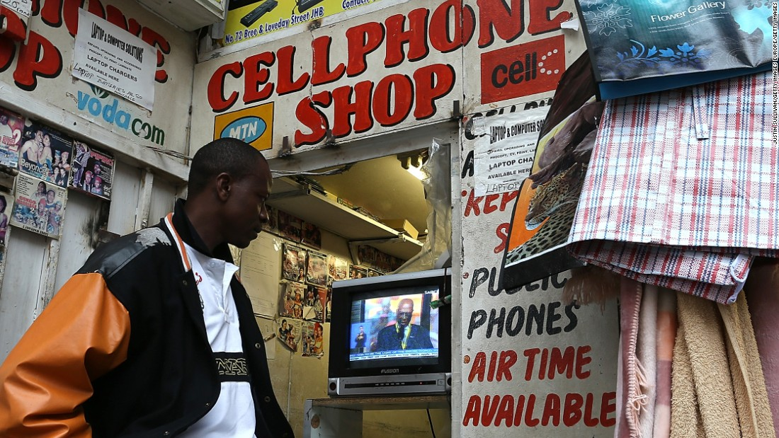 an analysis of the cell phone industry in south africa South africa: revenue in the ecommerce market amounts to us$3,307m in 2018 the ecommerce market encompasses the sale of physical goods via a digital channel to a private end user (b2c.